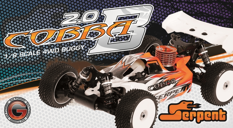 Cobra 2.0 GP Buggy 1/8