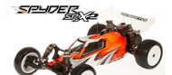 Spyder 2wd RM 1/10 electric