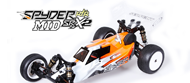 Spyder SRX-2 RTR 1/10 MM electric