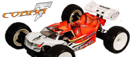Cobra Truggy - TE 1/8 gas